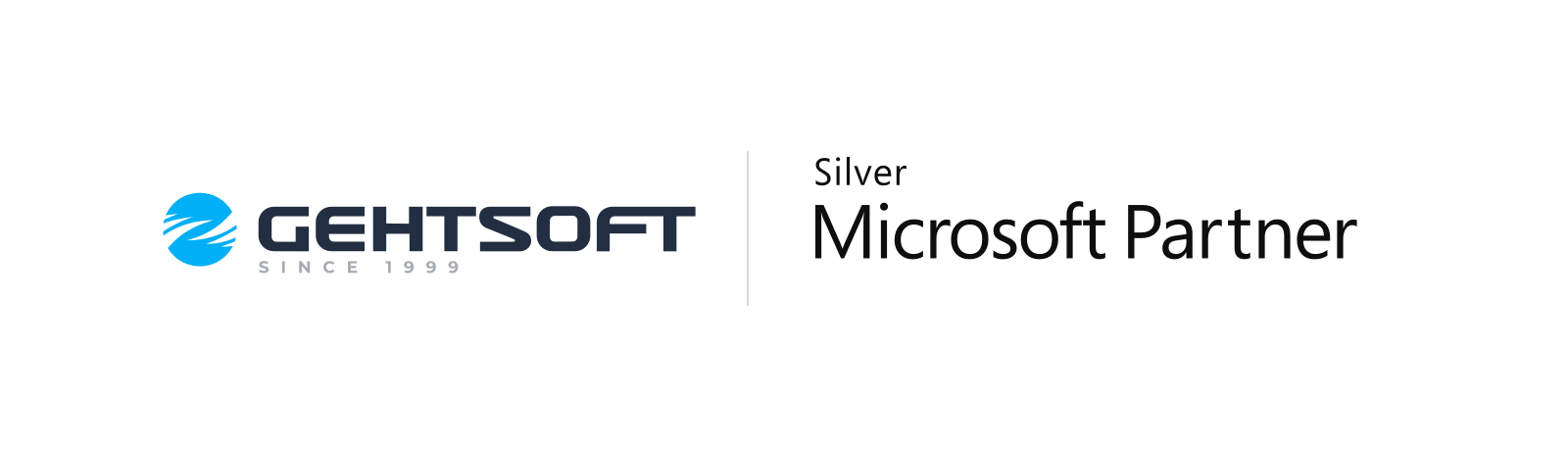 Gehtsoft is now a Microsoft Silver Partner